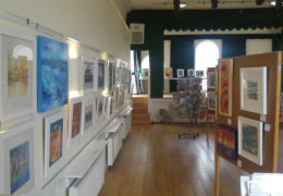 Spring Exhibition (Stockbridge) 2018 1