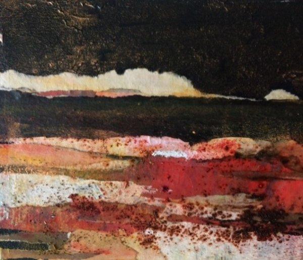 Sunset over Llyn Peninsula