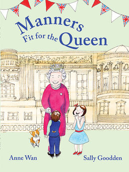 Front Cover- Manner's Fit for the Queen