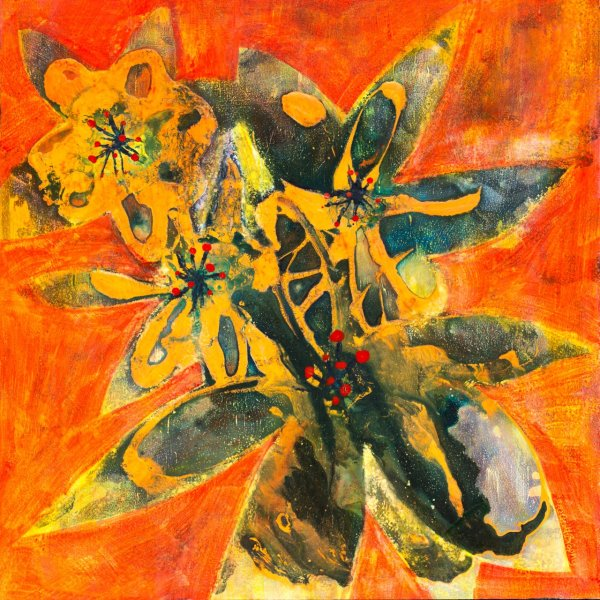 Flora- lilies