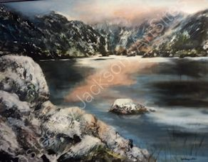 Snowdonia 2   Barbara Ann Reynolds