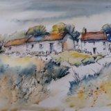 Farm on the Hill.         Lynda Wilson