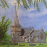 Nannerch Church,    Jean Walker