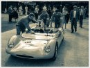 Lotus at Goodwood circa 1957
