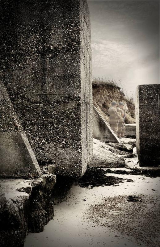 Mulbury Harbour Remains