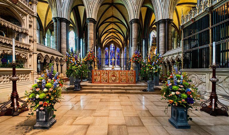 Salisbury Cathedral - High Altar