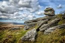 Dartmoor Tor Or Reclining Troll