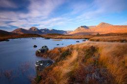 Rannoch Moor--Isle of Skye