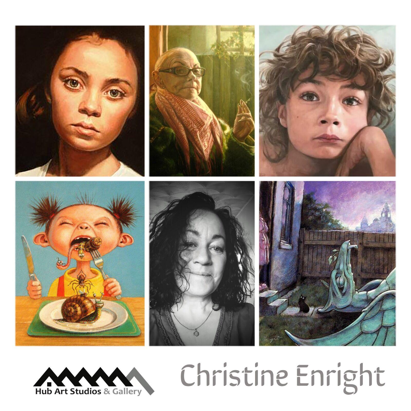 Christine Enright