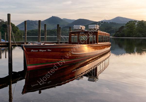Princess Margaret Rose, Derwent Water
