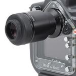 Straight viewfinder