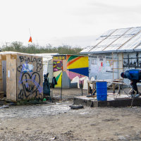 Calais Migrant Camp-011