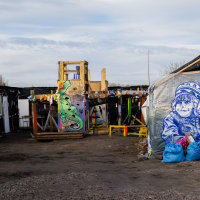Calais Migrant Camp-020