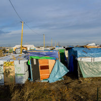 Calais Migrant Camp-022