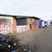 Calais Migrant Camp-033