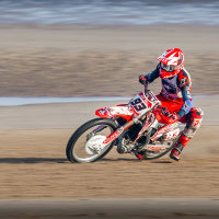 Sand racing, Mablethorpe Lincolnshire