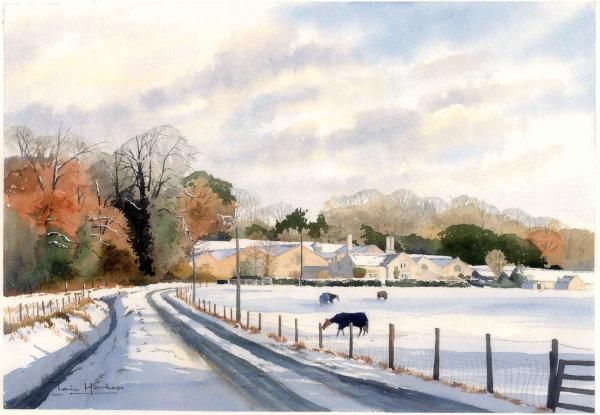 Hall Farm, South Rauceby