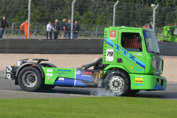039 11th August 2019 Donington Park British Truck Racing