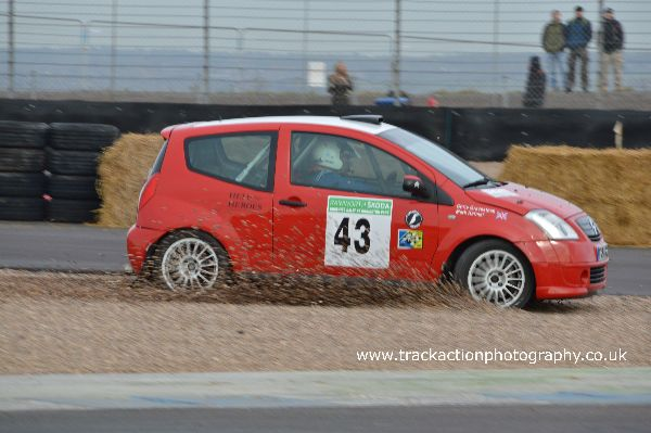 DSC 0278 Rainworth Skoda Dukeries Rally Donington Park 25th October 2015