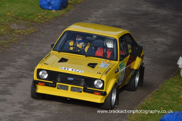 DSC 0592 Rainworth Skoda Dukeries Rally Donington Park 25th October 2015