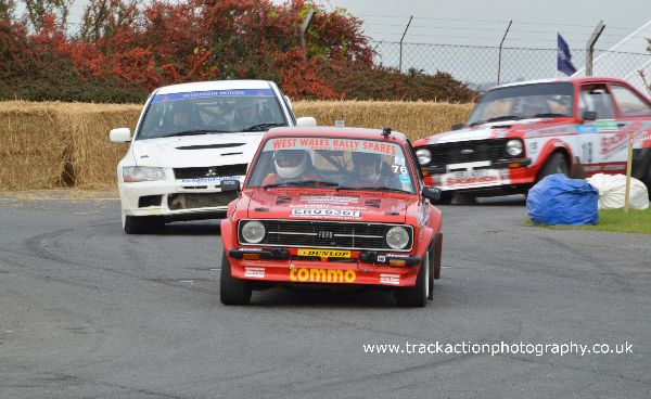 DSC 0781 Rainworth Skoda Dukeries Rally Donington Park 25th October 2015