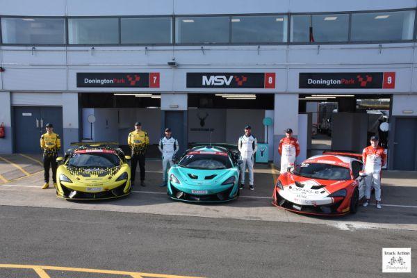 TAP 0009 GT Cup 11th April 21 Donington Park