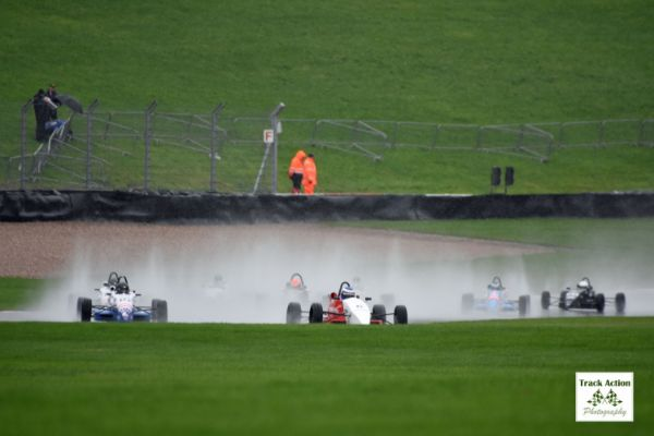 TAP 0089 Formula Ford Donington Park 14th October 2018