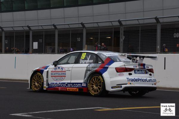 TAP 0094 BTCC Media day Silverstone 17th March 2020