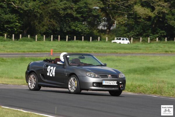 TAP 0105BMCC Curborough Sprint Course 28th August 2021