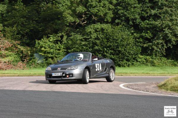 TAP 0107BMCC Curborough Sprint Course 28th August 2021