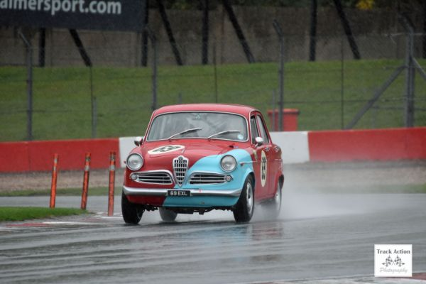 TAP 0183 Alfa Challenge Donington Park 14th October 2018