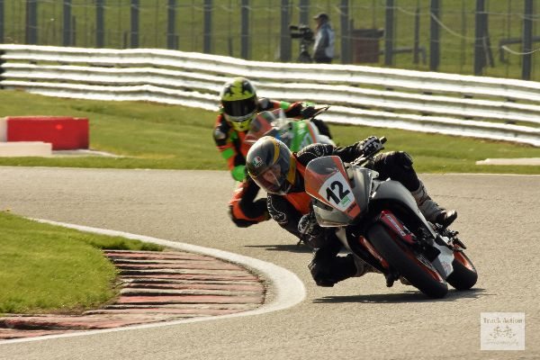 TAP 0187 Thundersport Oulton Park 21st April 2018