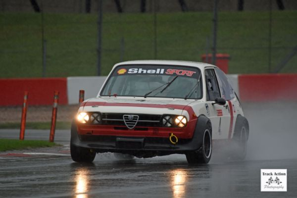 TAP 0195 Alfa Challenge Donington Park 14th October 2018