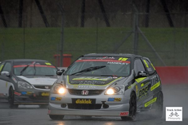TAP 0229 Civic Cup Donington Park 14th October 2018