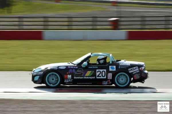 TAP 0231 MSVT Trophy & Championship 11th April 21 Donington Park