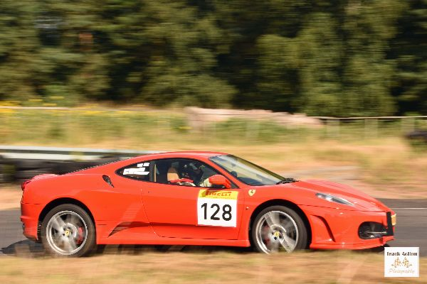 TAP 0270 Ferrari Loton Park 15th July 2018