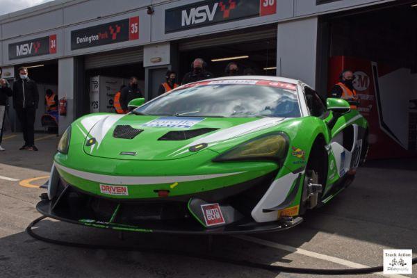 TAP 0286 GT Cup 11th April 21 Donington Park