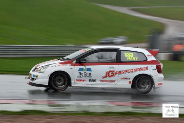 TAP 0317 Civic Cup Donington Park 14th October 2018