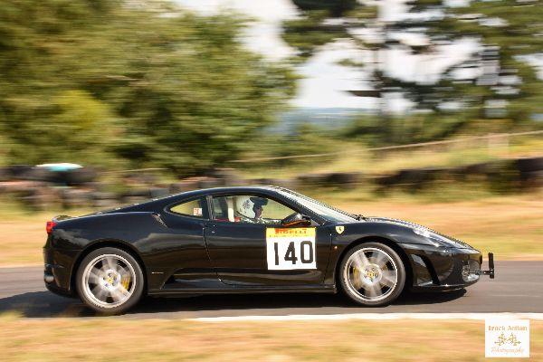 TAP 0318 Ferrari Loton Park 15th July 2018