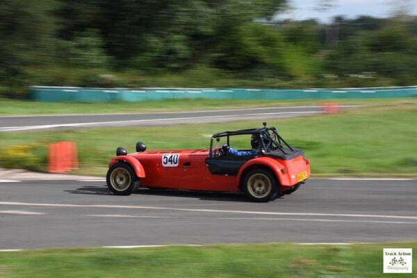 TAP 0368BMCC Curborough Sprint Course 28th August 2021