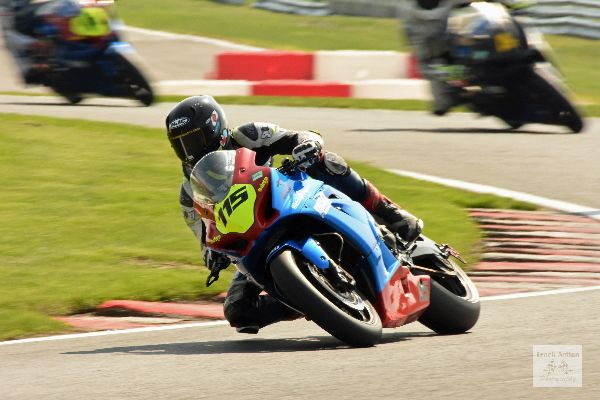 TAP 0436 Thundersport Oulton Park 21st April 2018