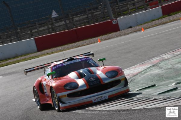 TAP 0571 GT Cup 11th April 21 Donington Park