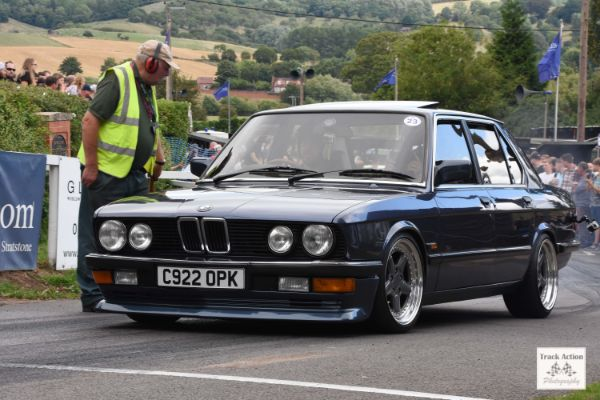 TAP 0591 Retro Rides Gathering Shelsley Walsh 19th August 2018