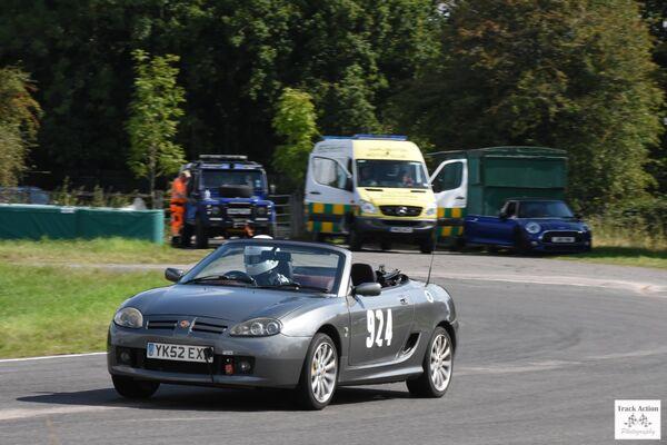 TAP 0608BMCC Curborough Sprint Course 28th August 2021