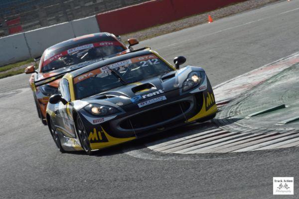 TAP 0633 GT Cup 11th April 21 Donington Park