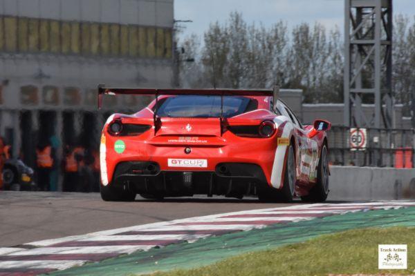 TAP 0730 GT Cup 11th April 21 Donington Park