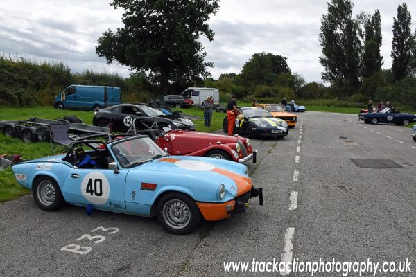 TAP 0746Classic Marques Curborough Sprint Course Sunday 15th August 2021