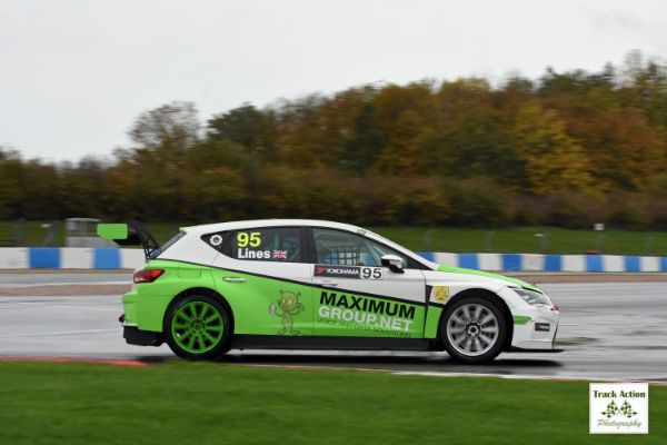 TAP 0749 TCR UK Donington Park 14th October 2018