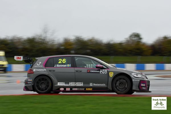TAP 0779 TCR UK Donington Park 14th October 2018