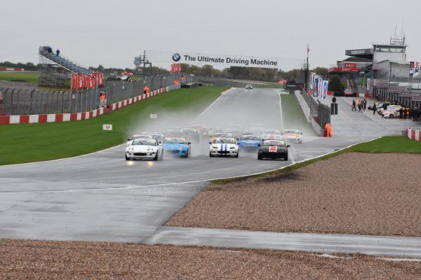 TAP 0792 20th October 2019 Donington Park Mazda MX5 Championship